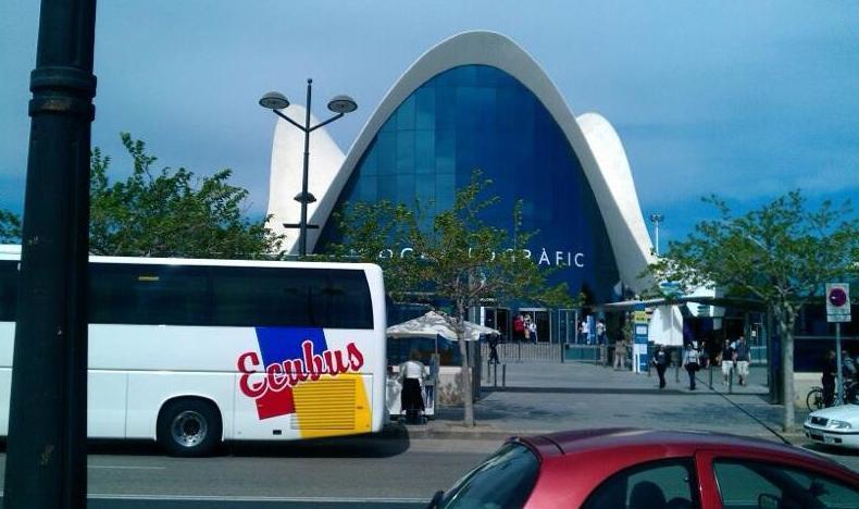 Autocares en Salamanca