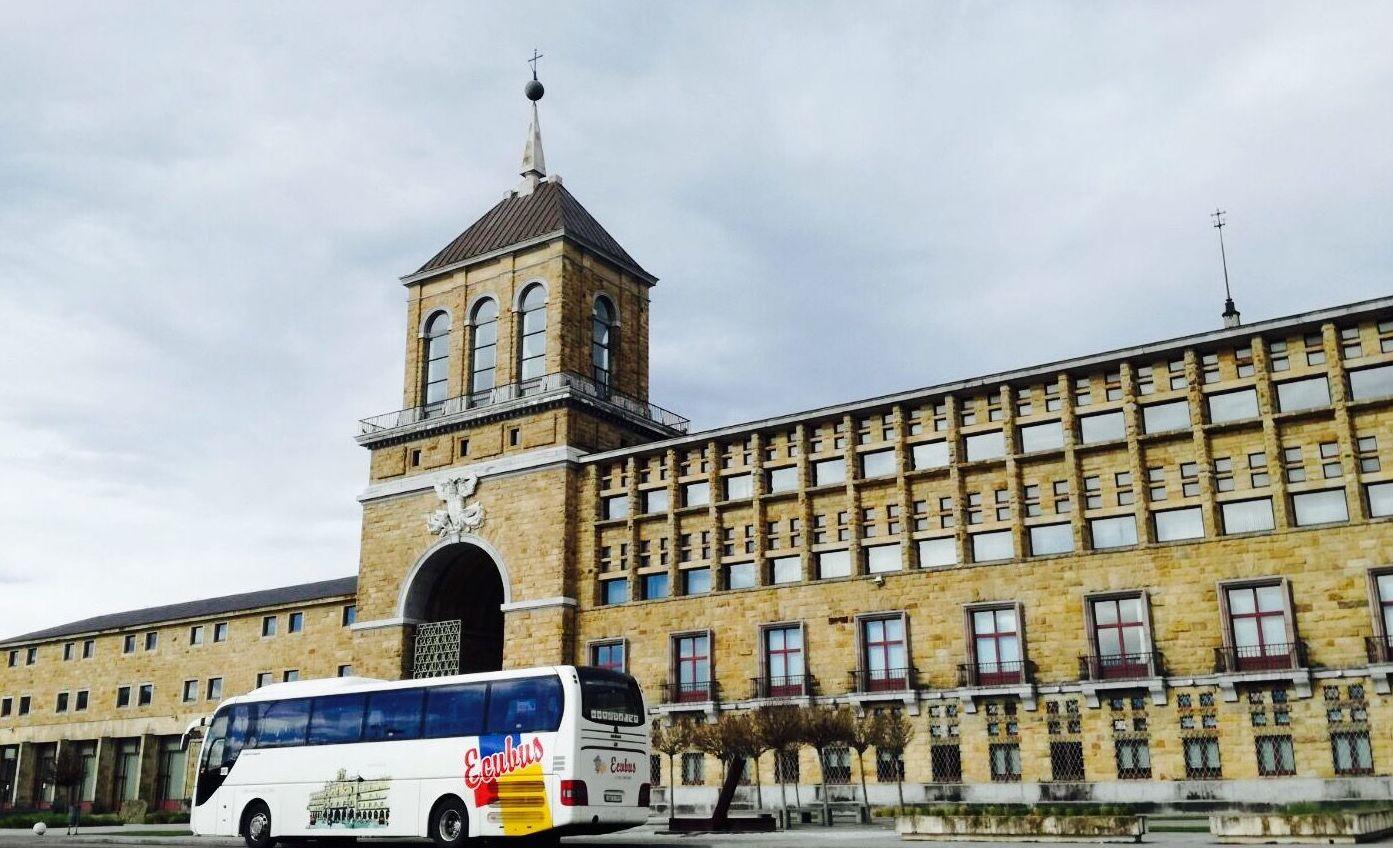 Alquiler autocares Salamanca