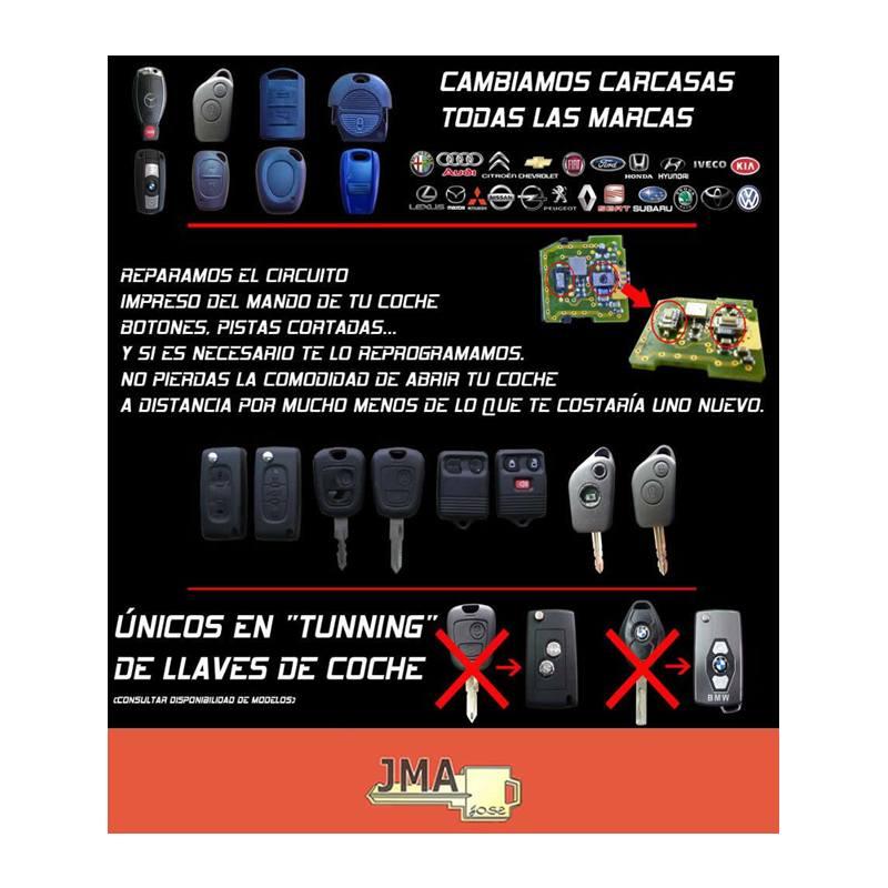 Reparación de mandos: Qué hacemos de JMA Cerrajeros