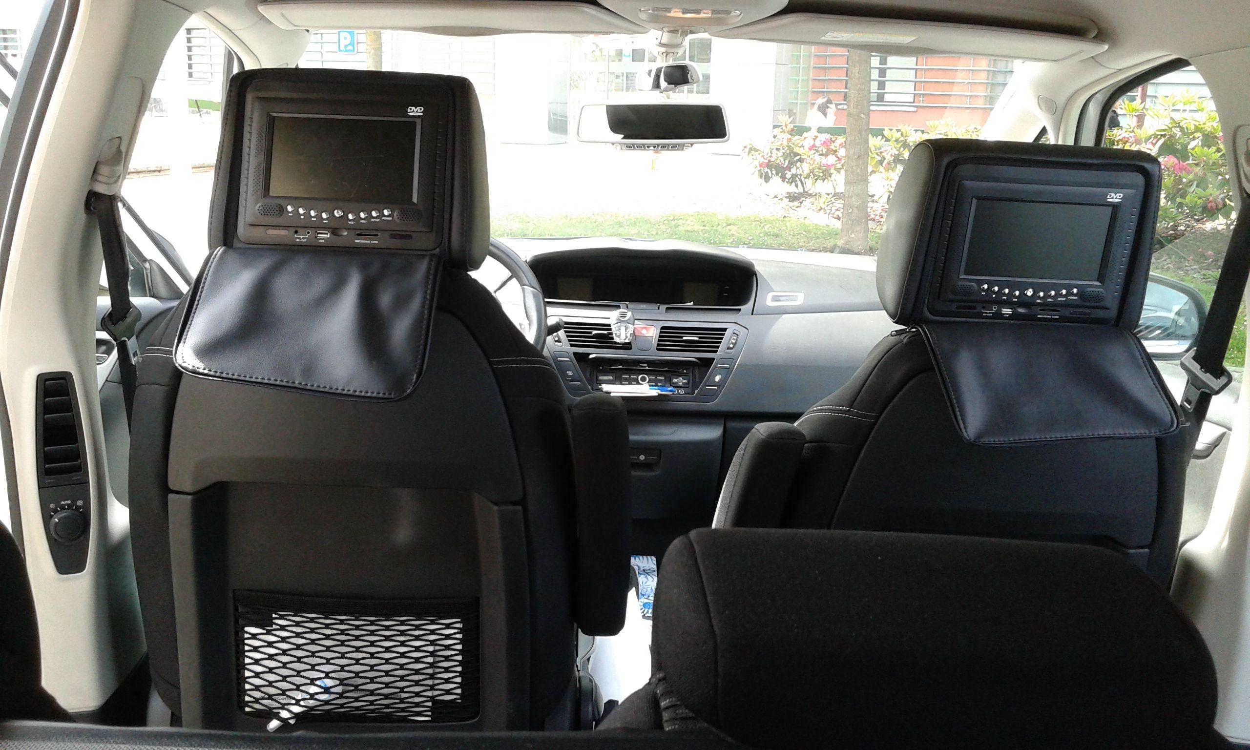 Equipamiento: Servicios de Taxi Bergara