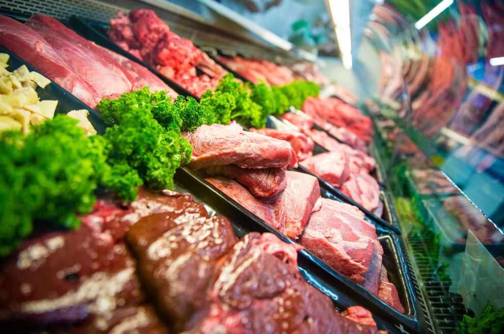 Carnicería con productos de primera calidad