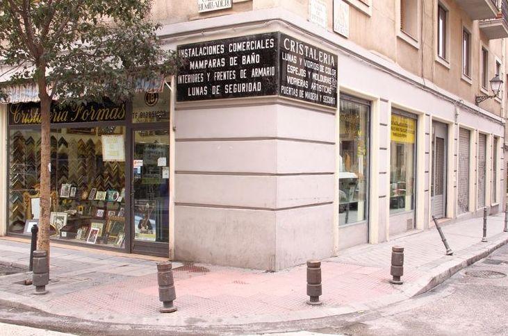 Tienda situada en uno de los barrios más castizos de Madrid C/ Humilladero nº 18
