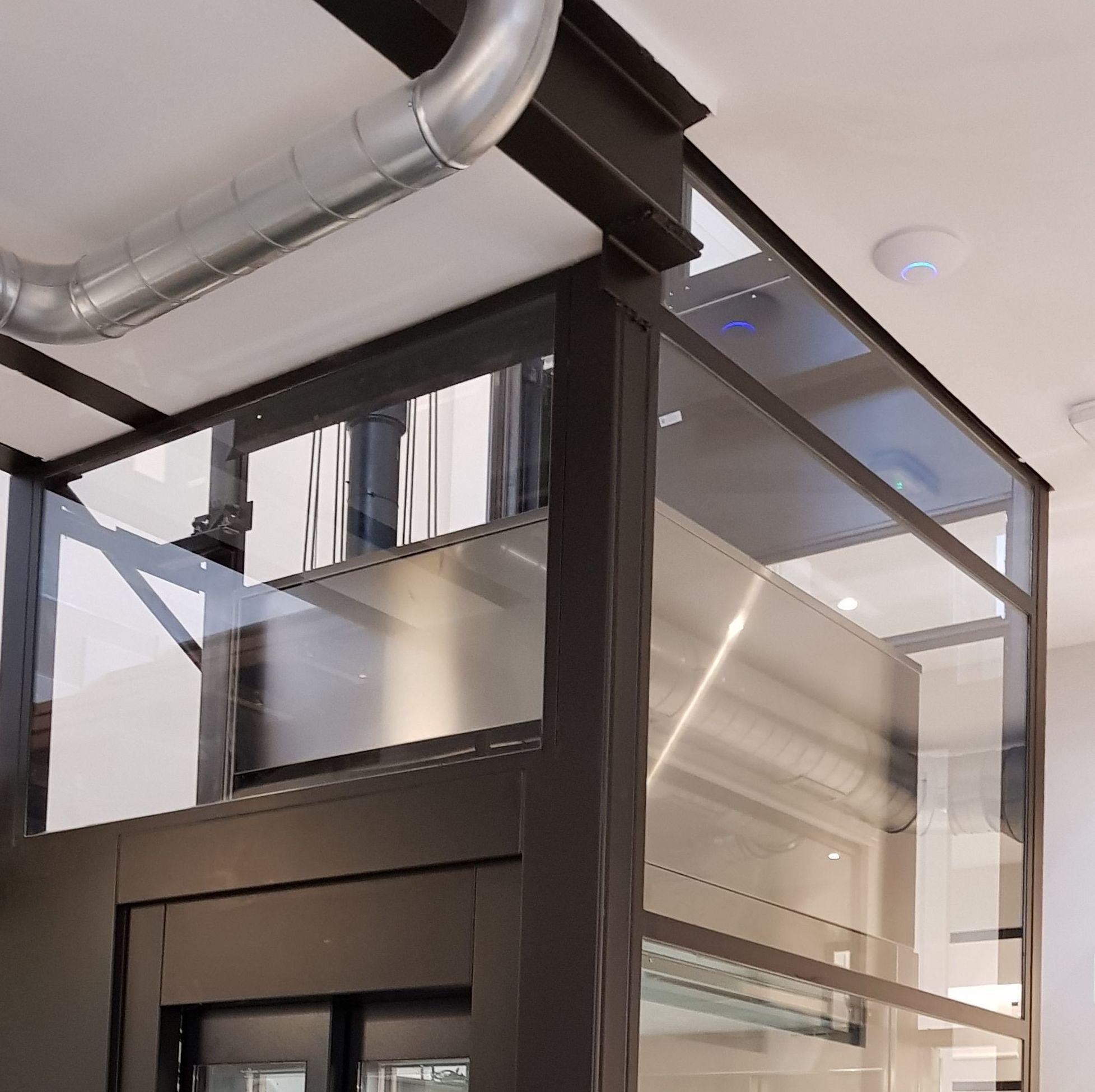 cristaleria-formas-acristalamiento -de seguridad-laminar-para ascensor