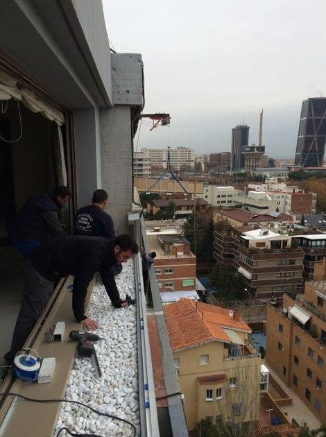 Formas, cristaleros con experiencia en Madrid