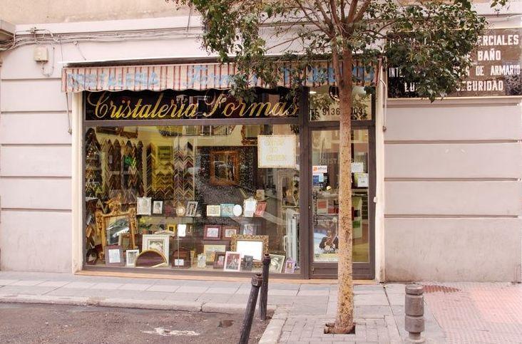 Otra vista de nuestra tienda en Madrid situada en la C/ Humilladero nº 18