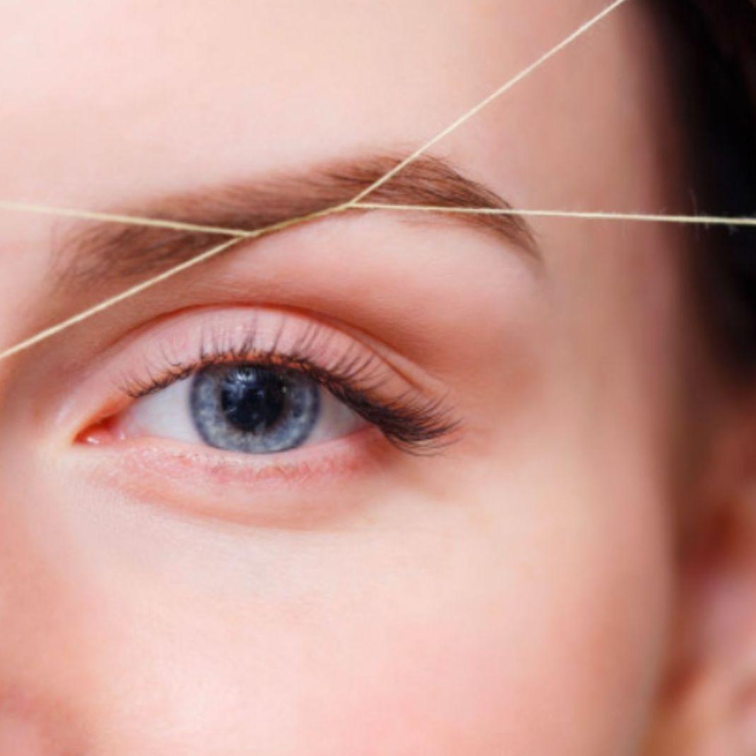 Diseño y depilación de cejas: Peluquería y estética de Belleza Integral 10