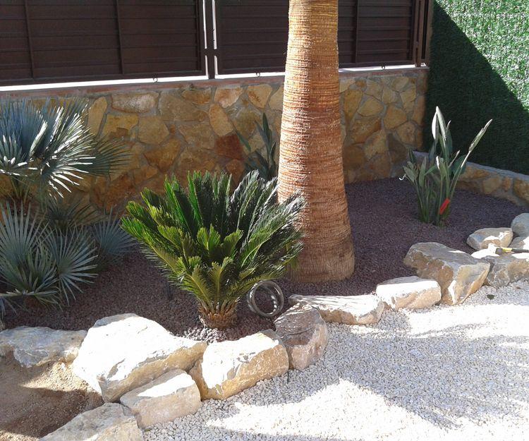 Jardines de diseño en Reus