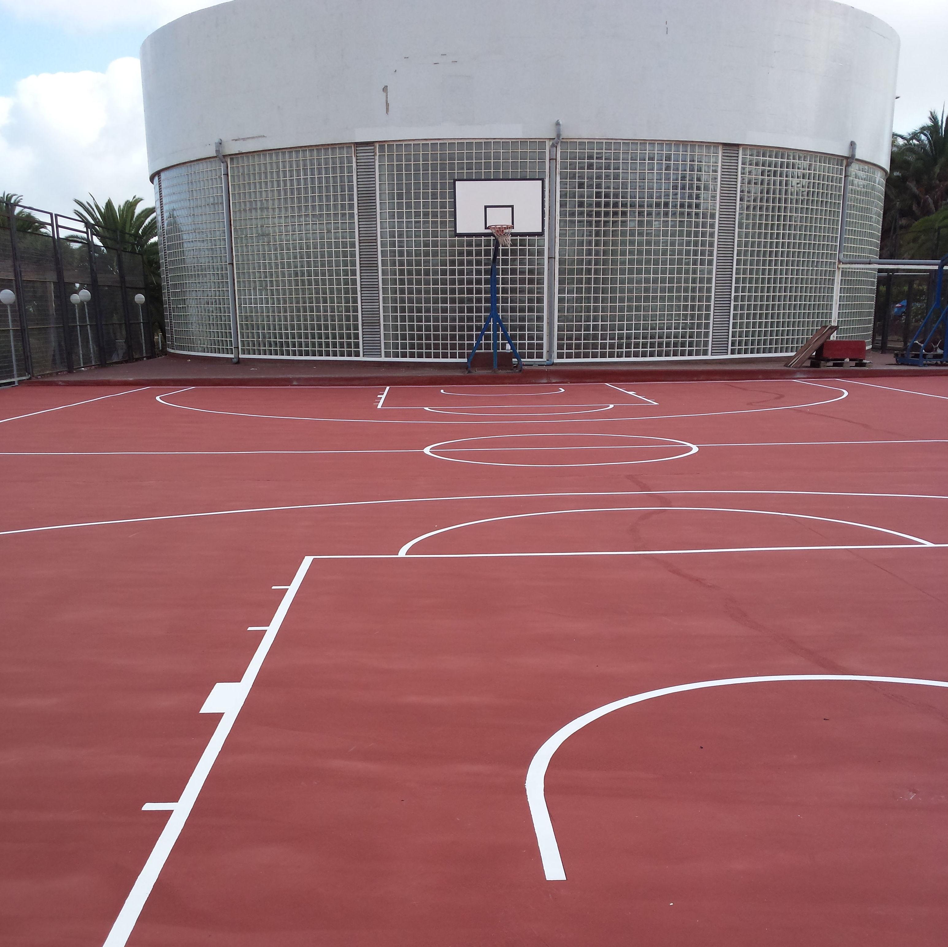 Cancha de Baloncesto Universidad de Las Palmas de Gran Canarias