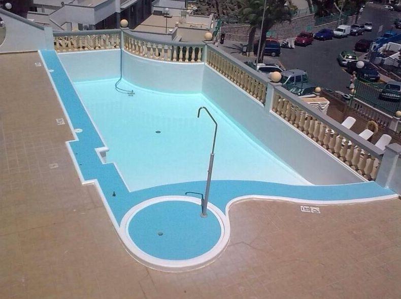 Impermeabilizacion de piscinas. Imperislas Las Palmas de Gran Canarias