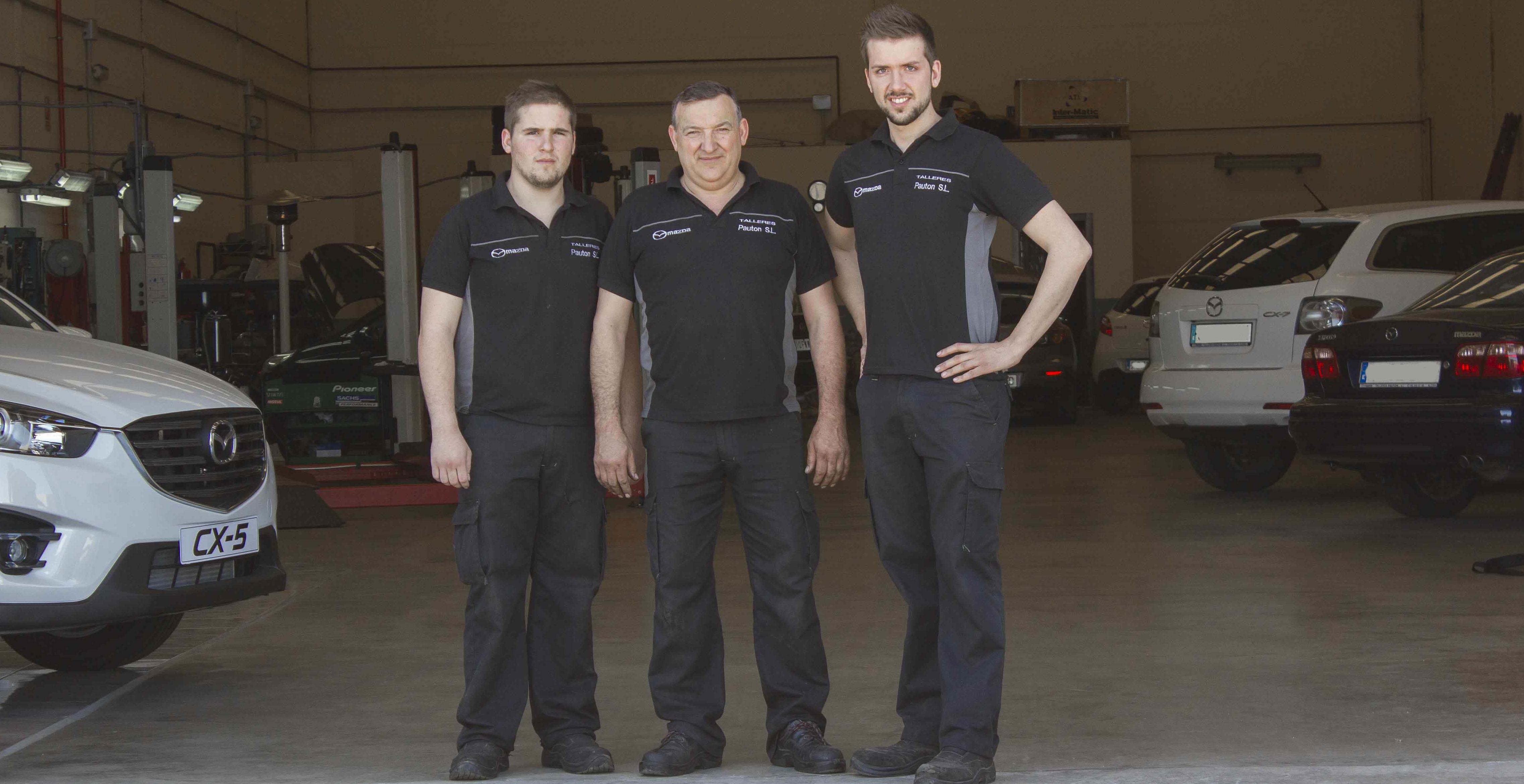 Mecánicos con experiencia y profesionalidad en Alzira