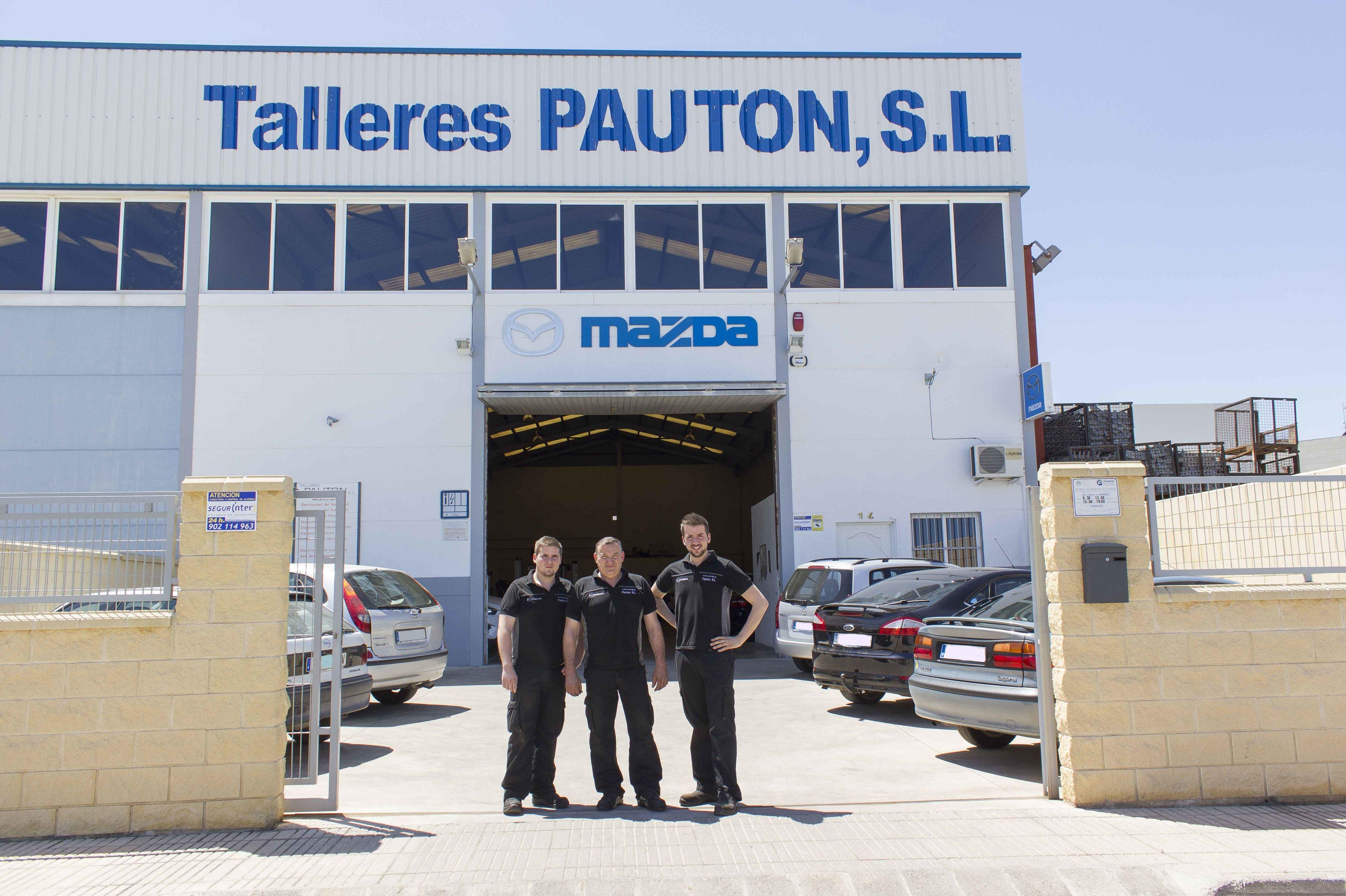 Talleres Pauton, mecánica del automóvil en Alzira