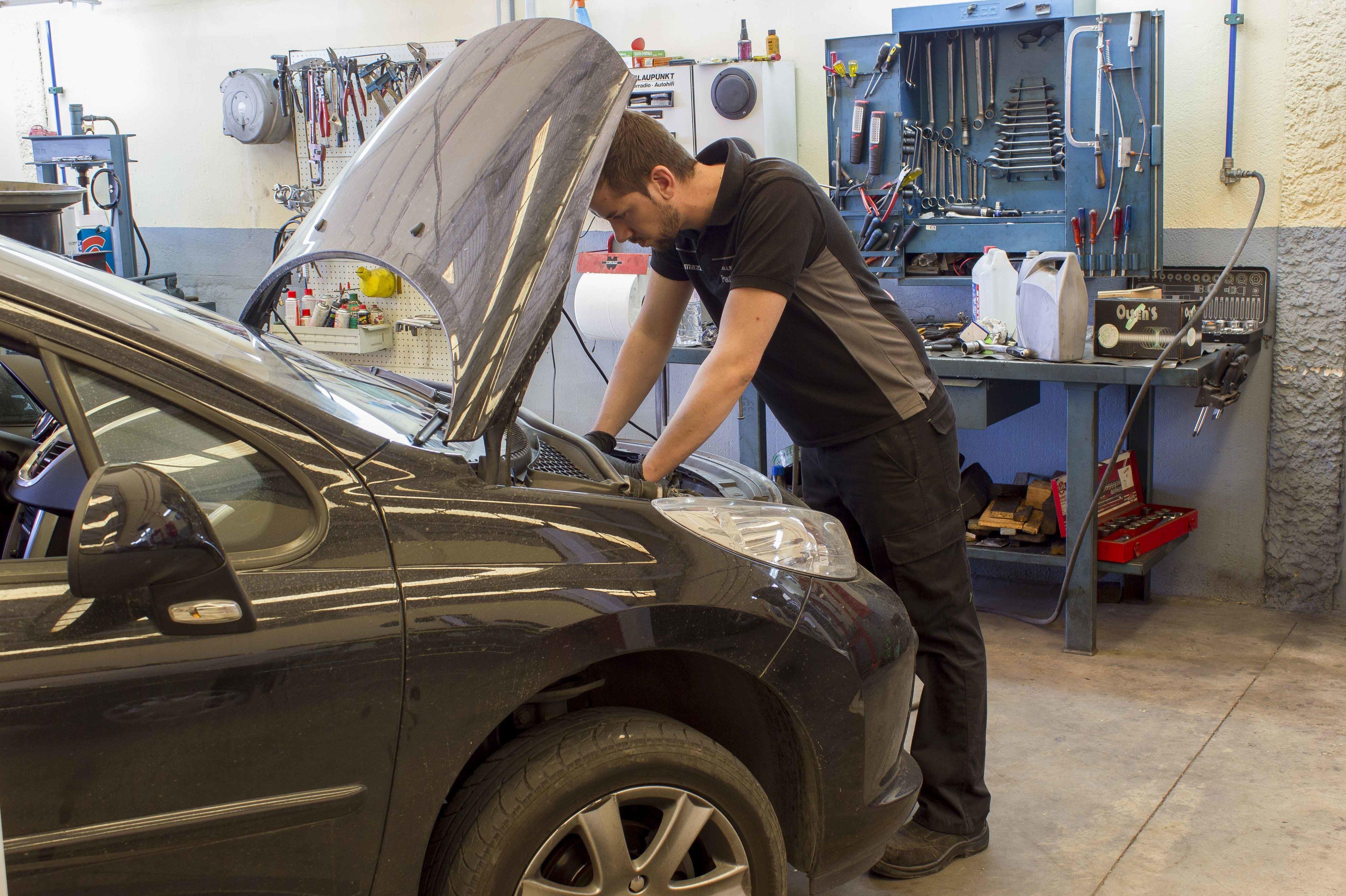 Reparación de averías mecánicas de coches en Alzira