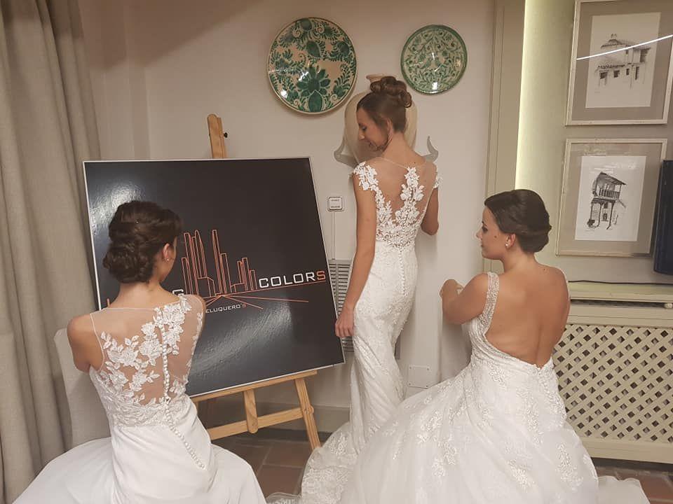 Especialistas en novias en Ávila