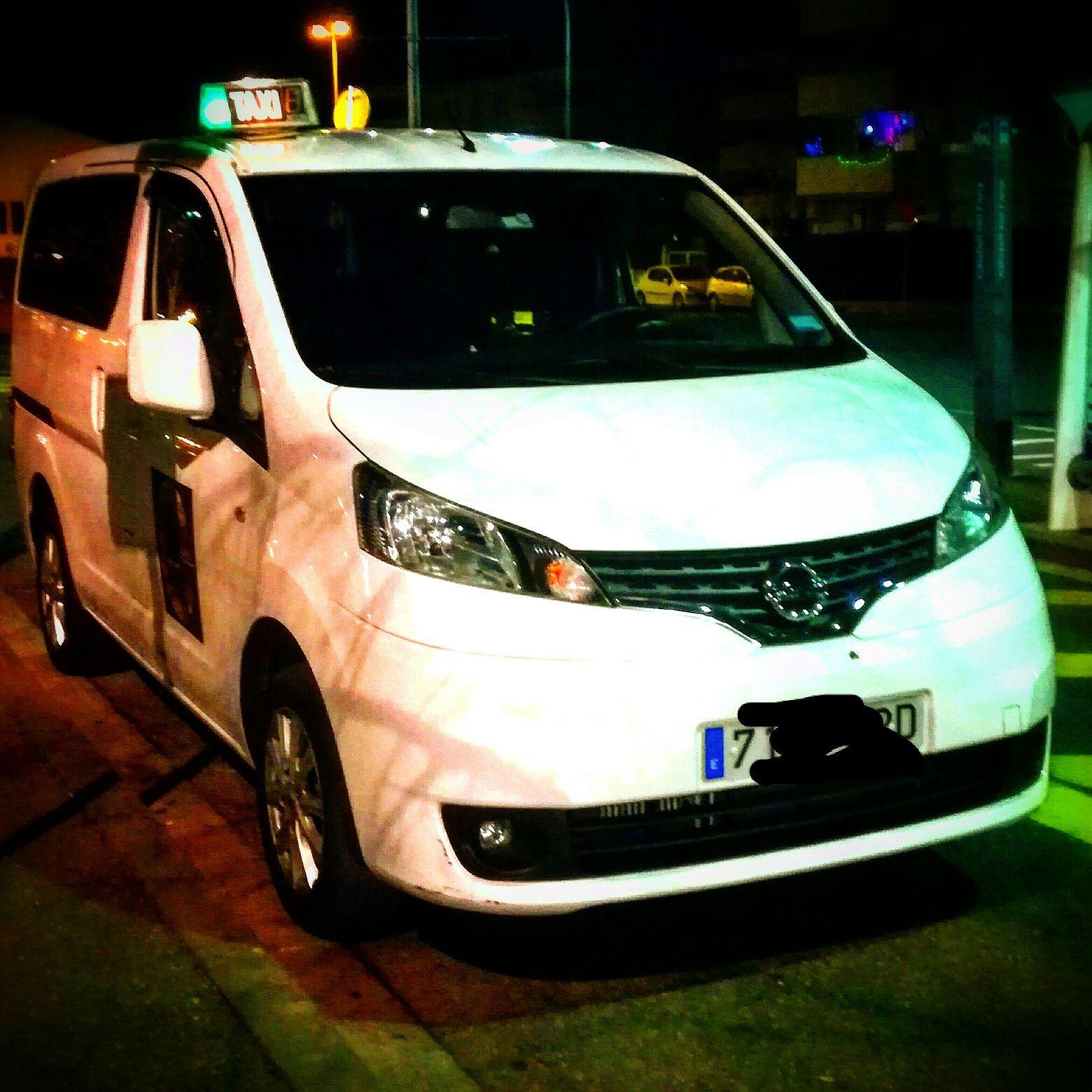 Taxi para urgencias