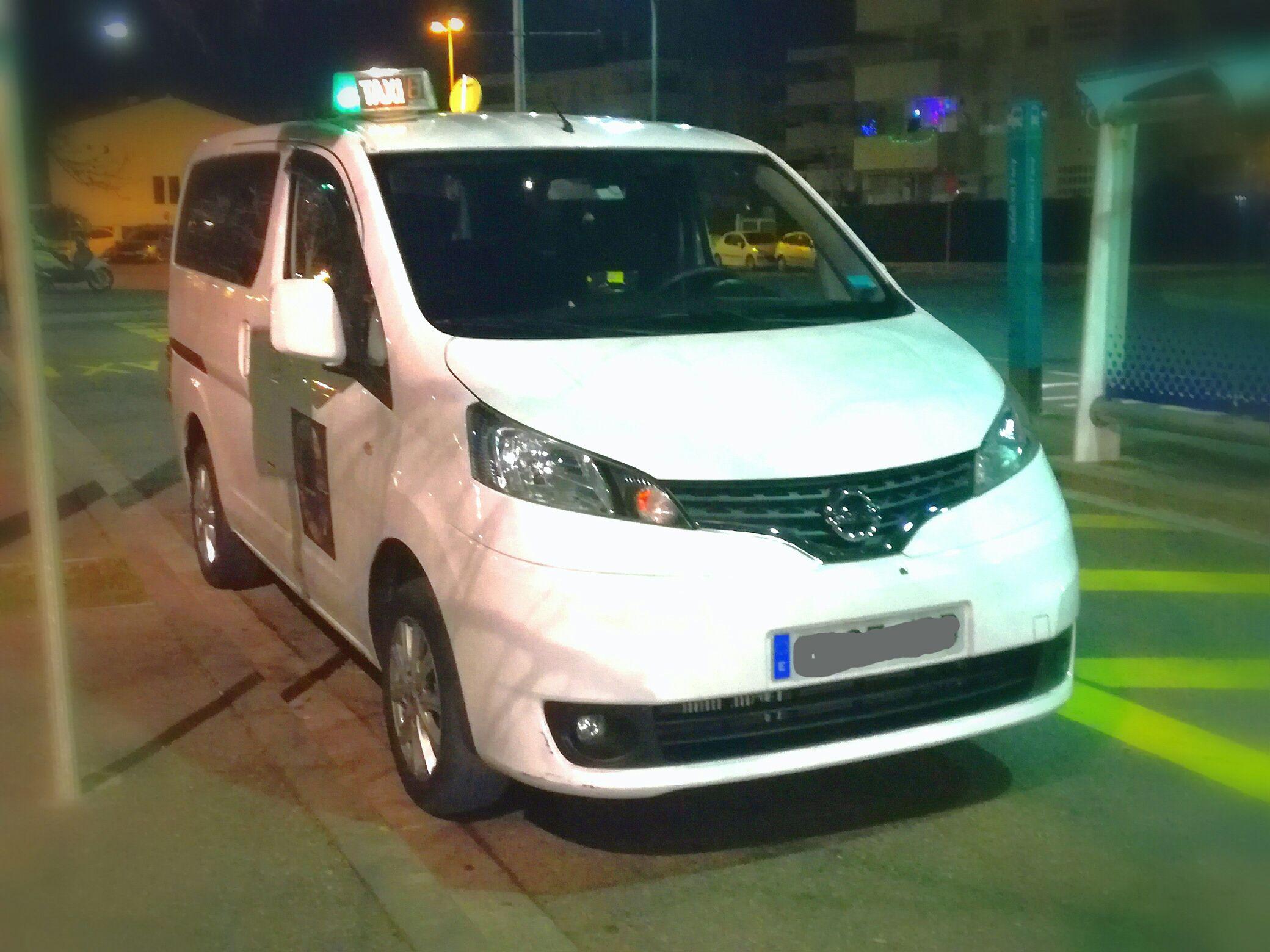 Taxi en Tarragona