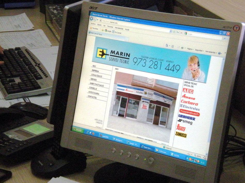 Reparación de electrodomésticos de gama blanca en Lleida