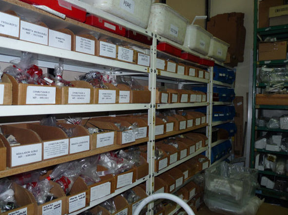 Venta de recambios originales de electrodomésticos en Lleida
