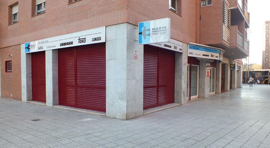 Empresa de reparación de electrodomésticos en Lleida