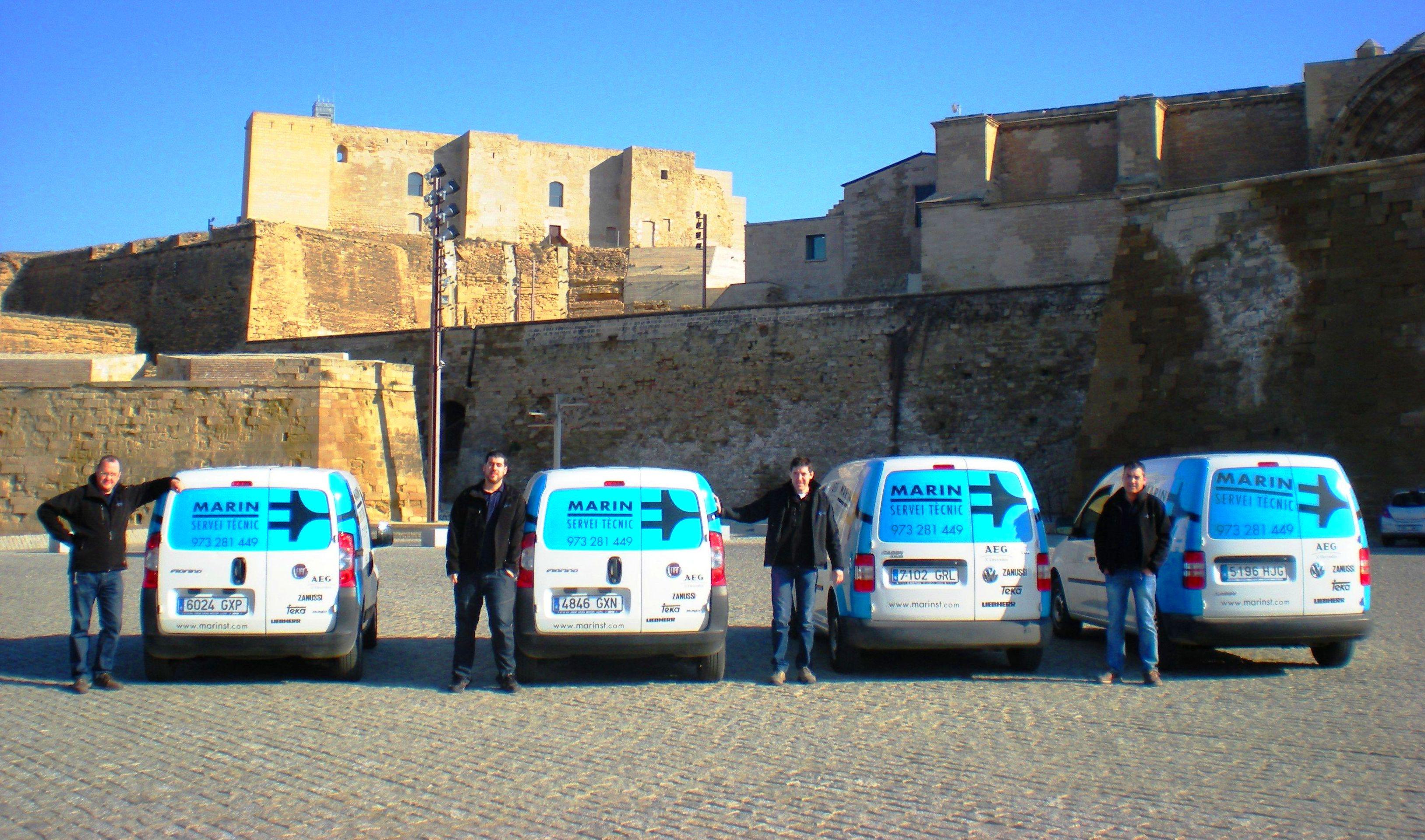 Foto 22 de Electrodomésticos en Lleida | Marin Servei Tècnic, S.L.