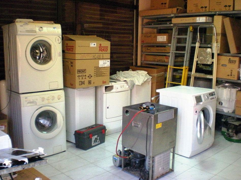 Reparación de electrodomésticos de gama blanca en Marín Servei Tècnic