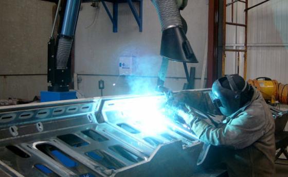Soldadura : Productos y servicios  de Talleres Mecánicos Galicia