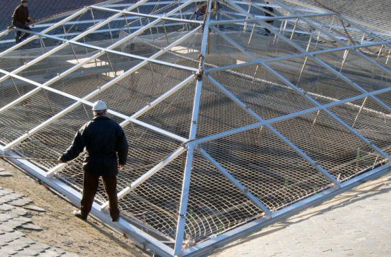 Estructuras: Productos y servicios  de Talleres Mecánicos Galicia