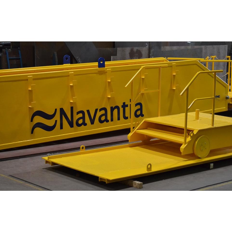 Industria naval: Productos y servicios  de Talleres Mecánicos Galicia