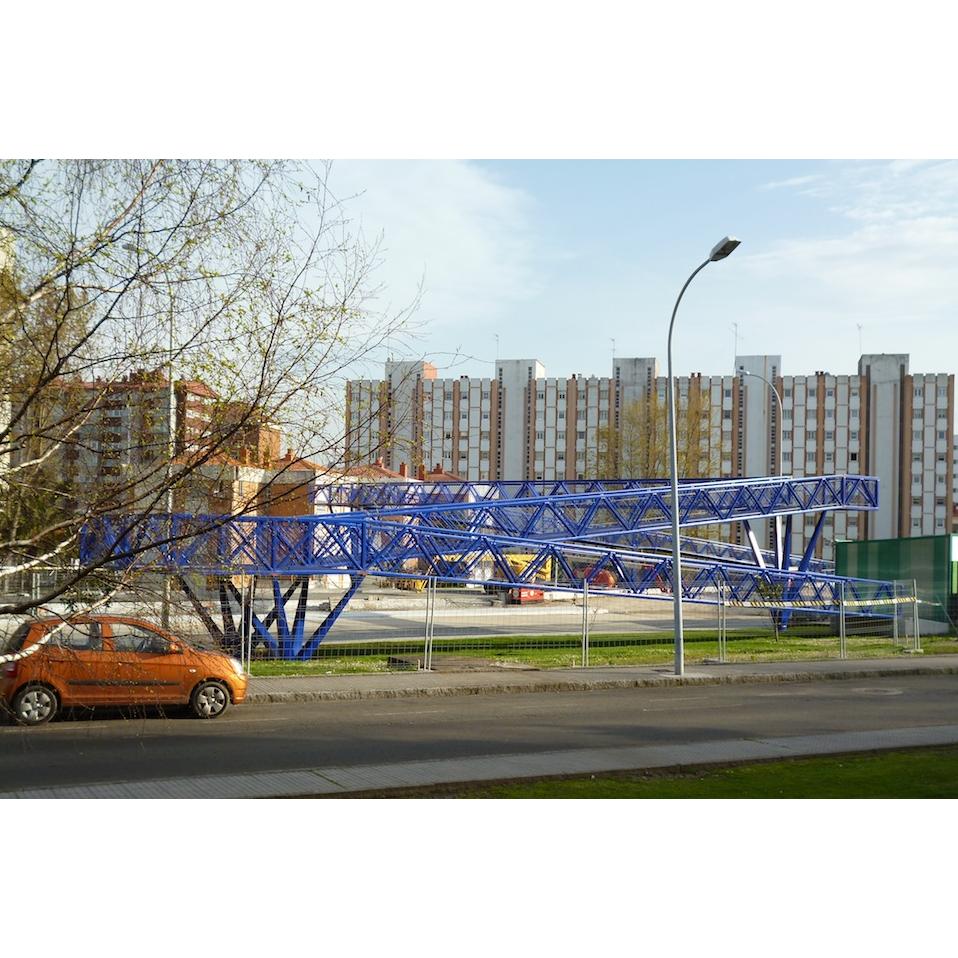 Obra civil: Productos y servicios  de Talleres Mecánicos Galicia