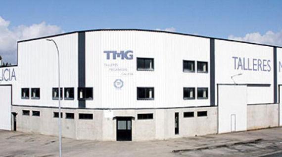 Foto 1 de Calderería industrial en Narón | Talleres Mecánicos Galicia