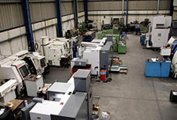 Foto 2 de Calderería industrial en Narón | Talleres Mecánicos Galicia