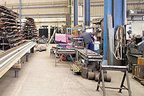 Foto 3 de Calderería industrial en Narón | Talleres Mecánicos Galicia
