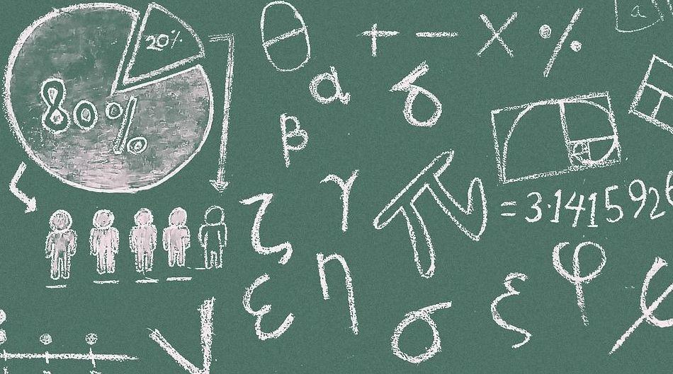 ¿De dónde vienen los símbolos matemáticos?