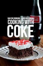 Cocinando con Coca-Cola