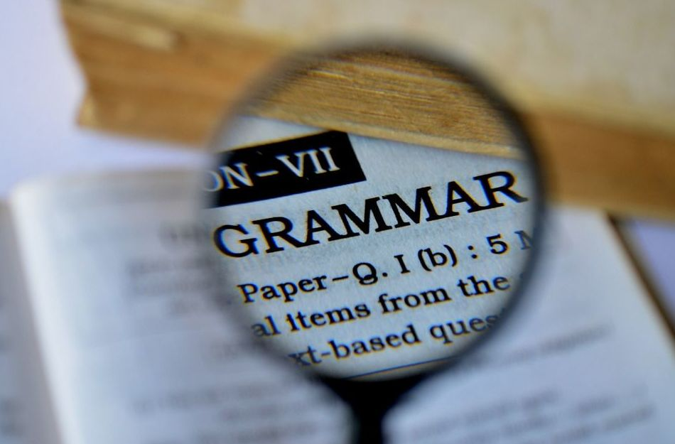 ¿Qué es la gramática?