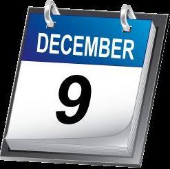 9 de Diciembre: día no lectivo