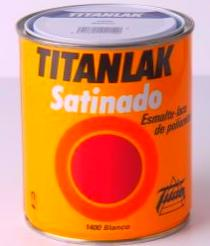 Titanlak