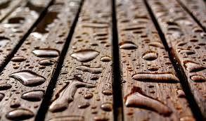 Poro abierto lasur, protector decorativo para madera