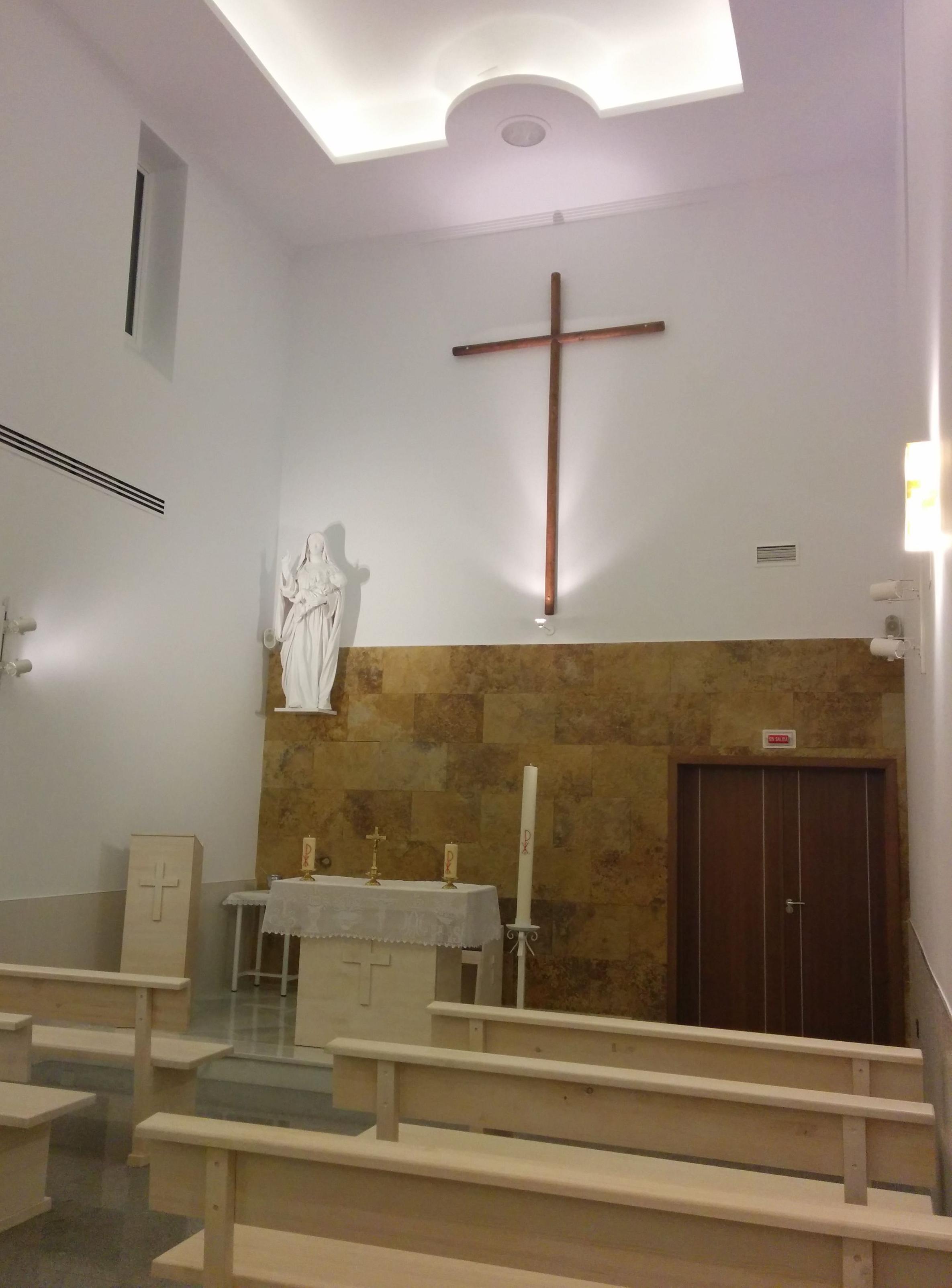 Foto 8 de Funerarias en Camas | Tanatorio Crematorio de Camas - Funeraria Los Ángeles