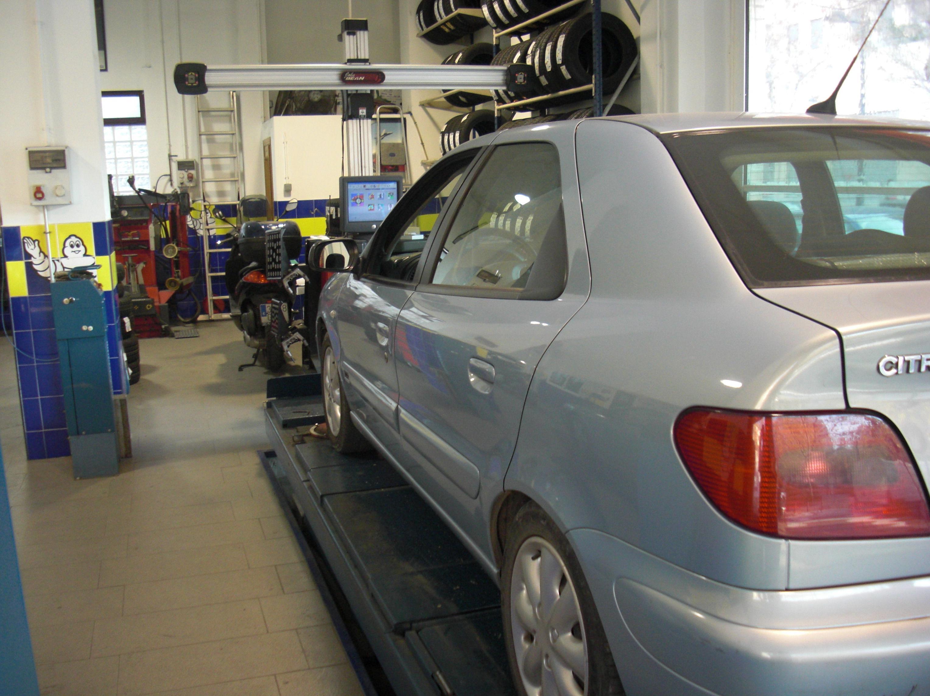 Neumáticos Lucio Orea