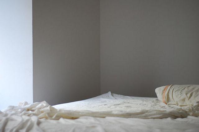 Si te importa tu salud, por favor, no hagas la cama!!!