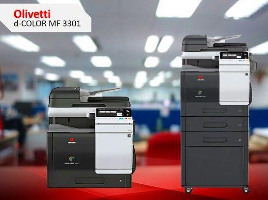 d-color MF 3301