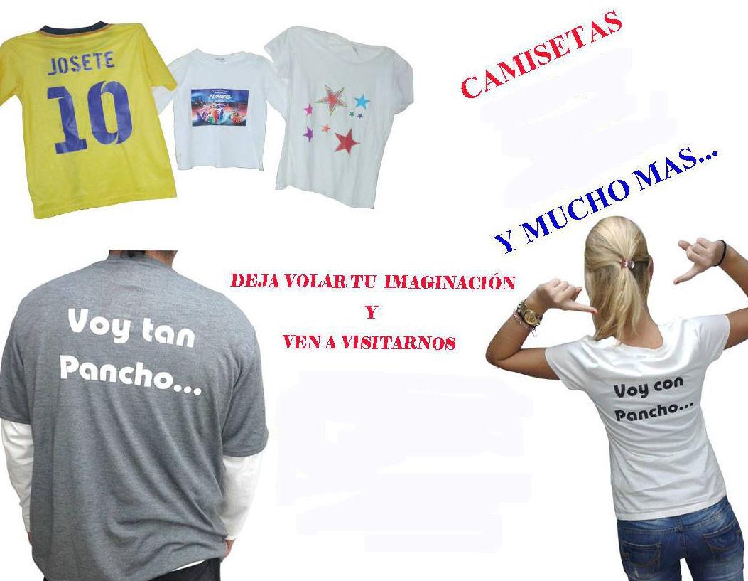 Camisetas personalizadas barrio Salamanca