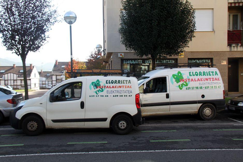 Electricistas urgentes en Derio