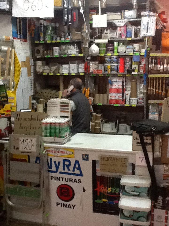 Foto 9 de Pintura (equipos y maquinaria) en Madrid | Pinturas Anyra