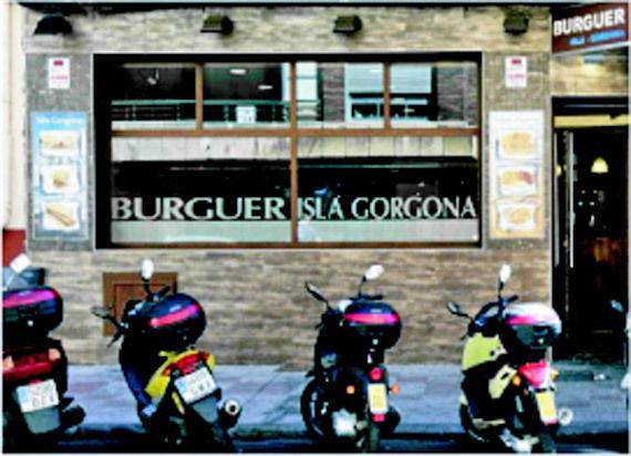 Foto 1 de Comida y bebida a domicilio en León | Burguer Isla Gorgona
