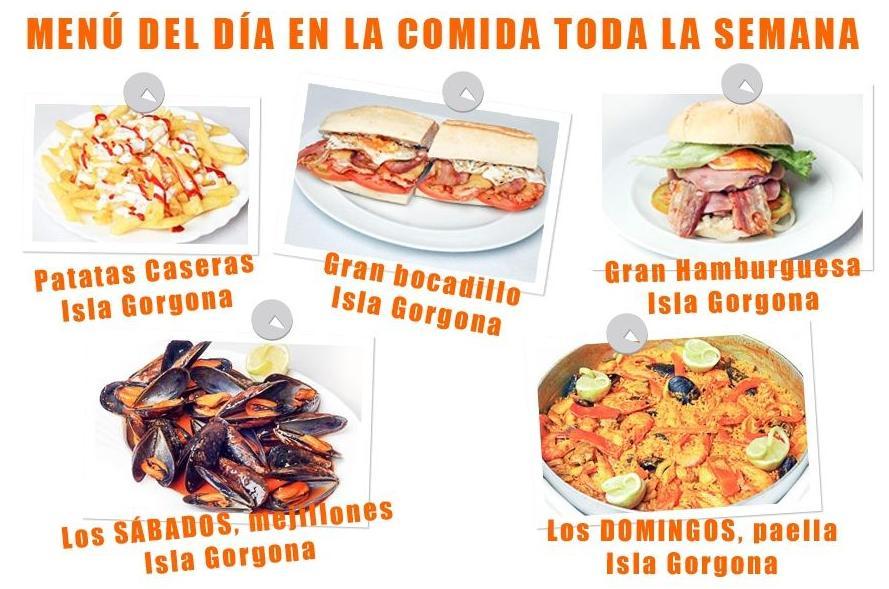 Foto 16 de Comida y bebida a domicilio en León | Burguer Isla Gorgona