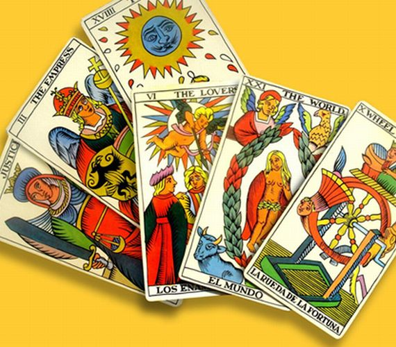 Lectura: Tarot de Maestro Santiago