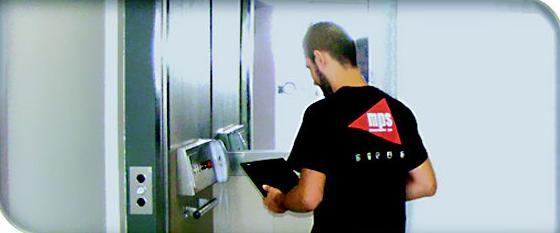 Revisión de ascensores
