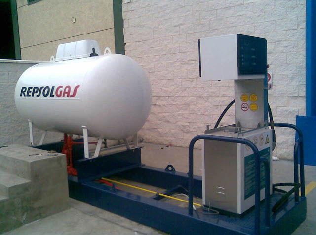 Instalaciones domésticas, comerciales e industriales de propano, butano y gas natural