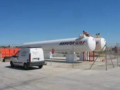 Proyectos e Instalaciones de Depósitos de Gas Propano